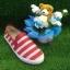 รองเท้าผ้าใบแฟชั่นพร้อมส่ง ไซส์ 36-40 thumbnail 2