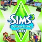 The Sims 3 Outdoor Living Stuff (1DVD+1CD)