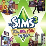 The Sims 3 70s 80s and 90s Stuff (1 DVD)