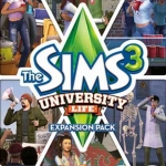 The Sims 3 University Life (2DVD)