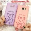 (391-047)เคสมือถือซัมซุง Case Note5 เคสนิ่มฝาหลังลายแมวน่ารักๆ DOMI CAT