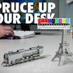 (361-001)DIY โมเดล 3D โลหะ งานประกอบ