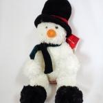 ตุ๊กตา Snowman Bendable - glitter gang