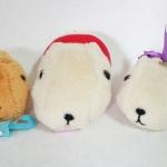 ตุ๊กตา Kapibara 3 ตัว